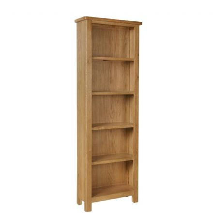 Richmond Oak Large Bookcase